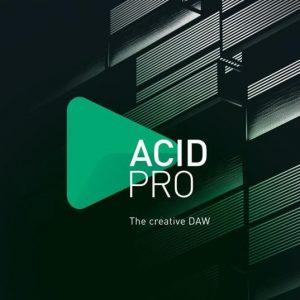 MAGIX ACID Pro Suite 10.0.3.24 Full Crack & Serial Key [Latest]