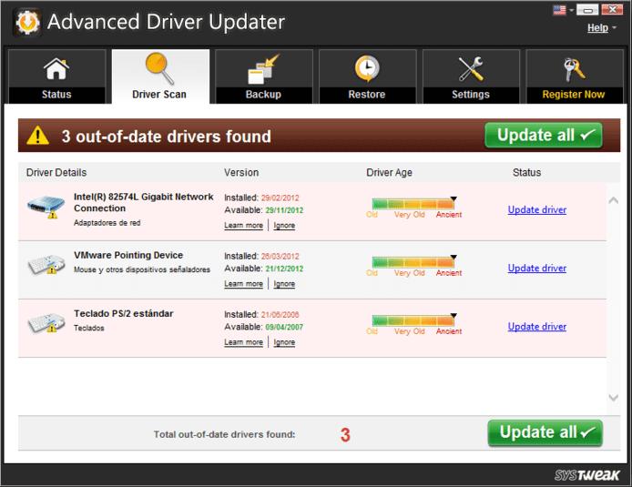 Advanced Driver Updater 4.8 Crack plus Full License Key 2021