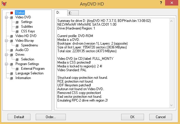 AnyDVD HD 8.5.2.0 Crack Plus Full Keygen Free download