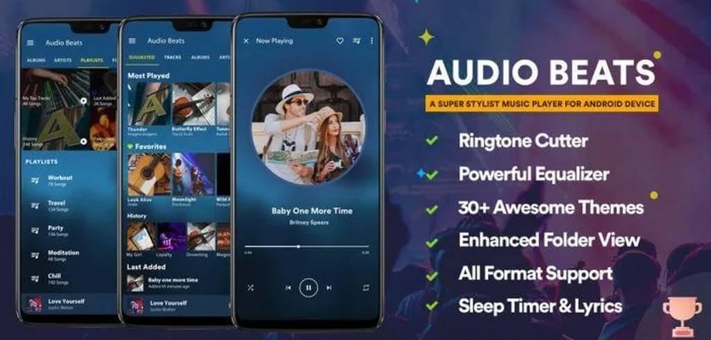 Audio Beats Pro APK V6.6.1 Crack & Serial Key Free Download