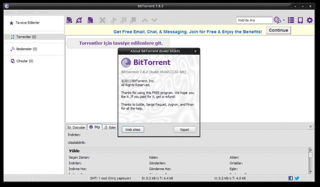 BitTorrent Pro 7.11.4  Crack + Activation Key Free Download
