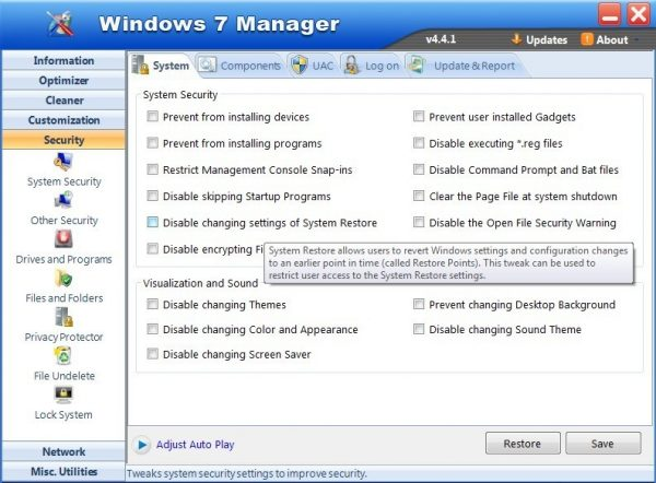 Windows 7 Manager 5.2.0.1 Crack Full Patch + Activation Key 2021